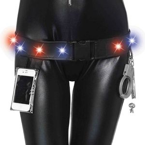 LIGHT UP POLICE OFFICER UTILITY BELT